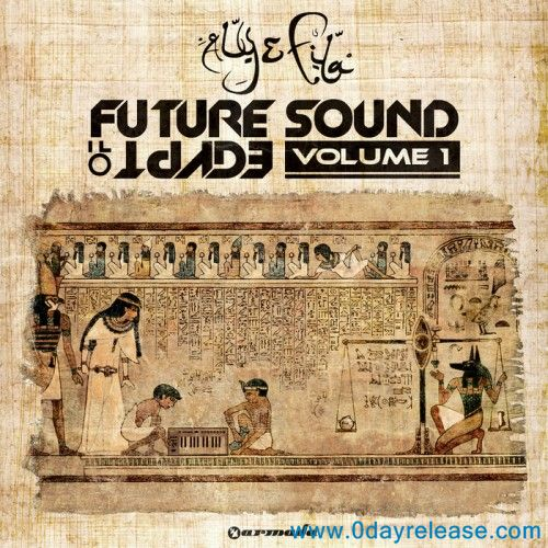 Future Sound Of Egypt Volume 1 (Mixed by Aly & Fila) (2CD-2010)